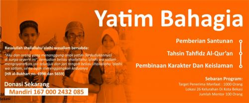 Program Yatim Bahagia